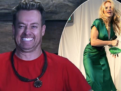 I'm a Celebrity: Grant Denyer reveals he rejected a date with Pamela Anderson
