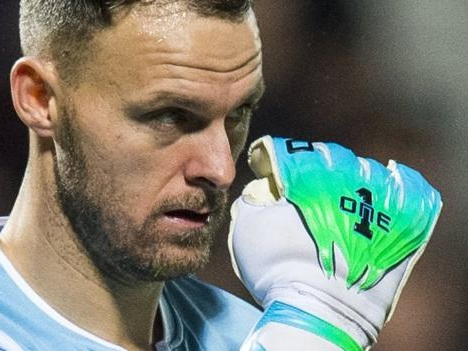 Trevor Carson: Motherwell goalkeeper on cancer, DVT & working hard in the gym