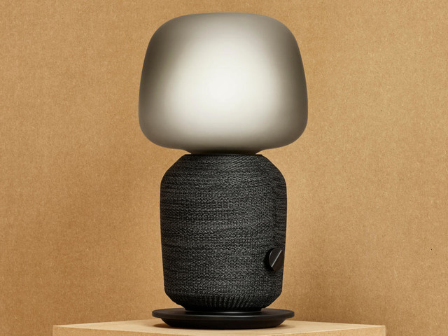 IKEA just put a Sonos speaker in a table lamp