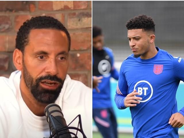 Rio Ferdinand identifies what Jadon Sancho will fix in Man United's attack