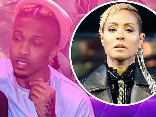 August Alsina doubles down on affair with Jada Pinkett Smith as she prepares to set record straight