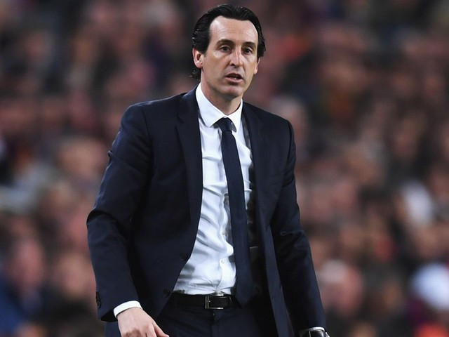 Unai Emery Is Not Good Enough To Lead PSG To Champions League Glory