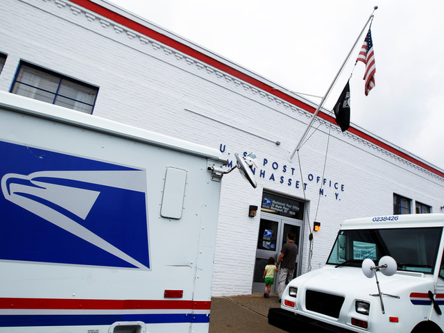 Kirsten Gillibrand Unveils Her Ambitious Plan to Turn the Post Office Into a Bank