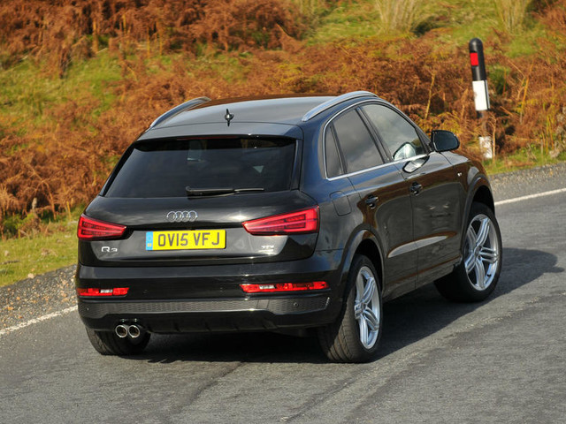Nearly-new buying guide: Audi Q3