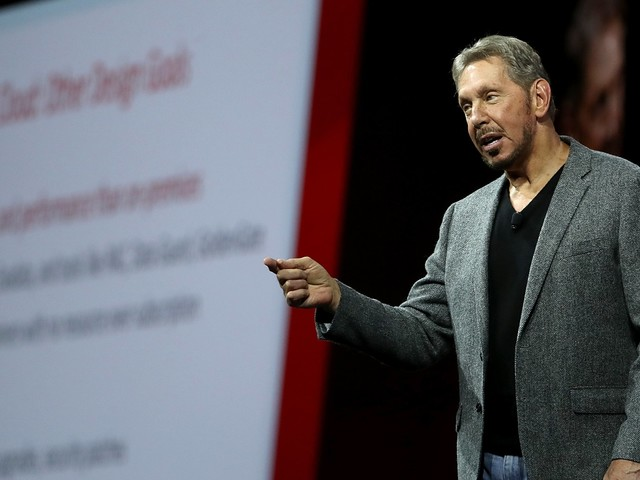 Oracle customers and partners say that Larry Ellison may never achieve his dream of toppling Amazon, but the future of its cloud looks bright anyway (ORCL, AMZN, MSFT)