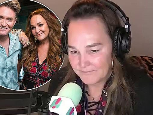 Kate Langbroek is rumoured to be returning to radio with longtime collaborator Dave Hughes