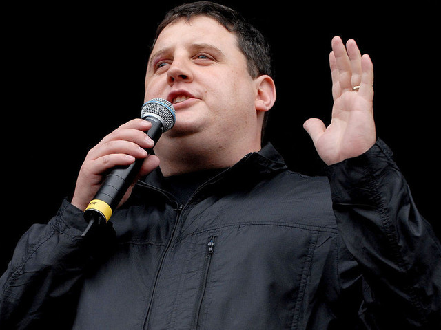 Peter Kay Cancels Record-Breaking 100-Date Stand-Up Tour Due To 'Unforeseen Family Circumstances'