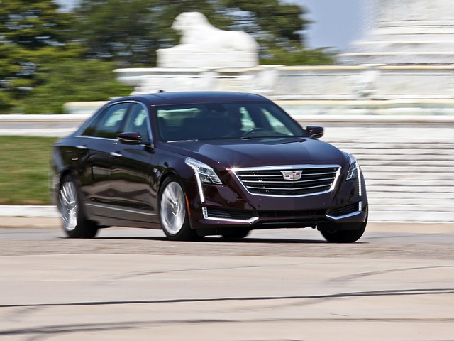 2017 Cadillac CT6 – In-Depth Review