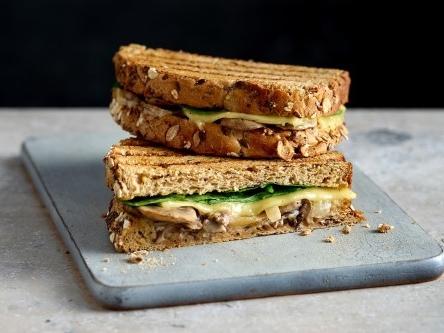 EAT. launches new vegan toastie