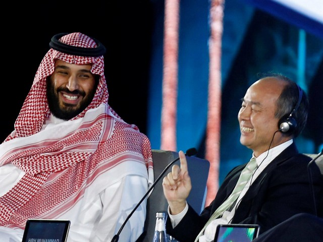 The founder of a $1 billion startup reveals why he took SoftBank's cash after the murder of Jamal Khashoggi