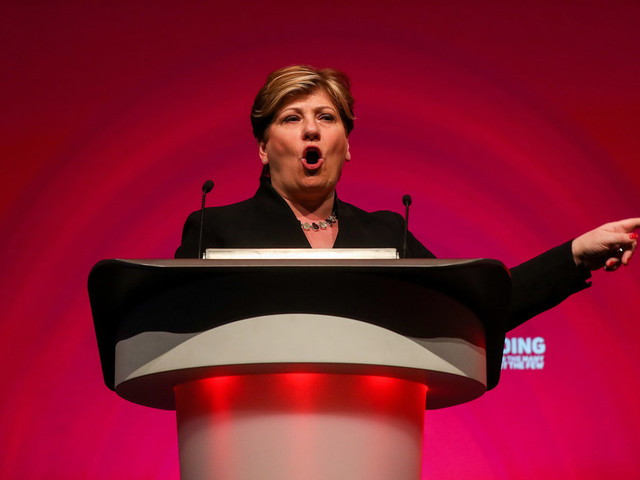Emily Thornberry Says Labour Must Expel Anti-Semites 'Like Oswald Mosley Was Kicked Out Of Liverpool'