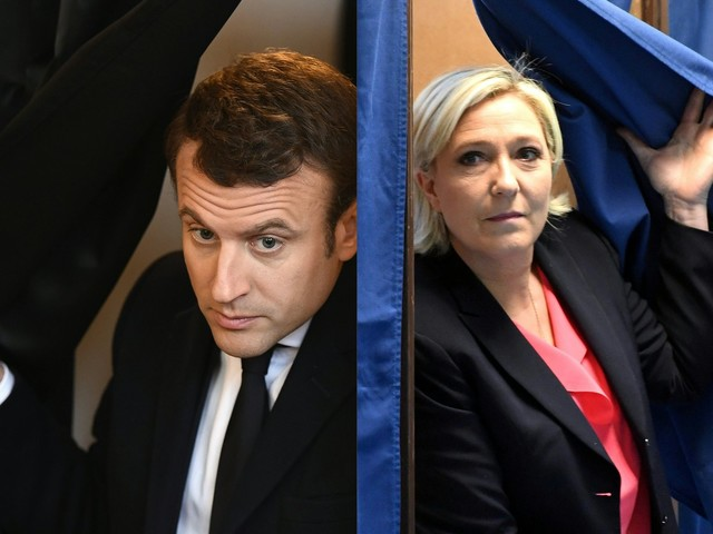 France Broke Brexit And Trump's Populist Wave By Voting For The Future