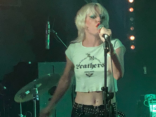 Amyl And The Sniffers: Hare & Hounds, Birmingham – live review
