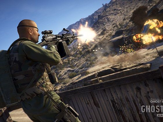 Ghost Recon: Wildlands PvP mode Ghost War is out in October