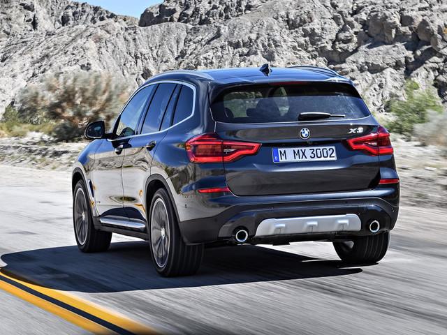 BMW X3 30d xDrive 2017 review