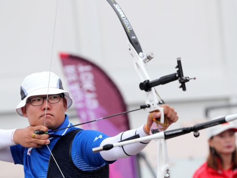 #BacktoArchery campaign launched ahead of planned return to international competition