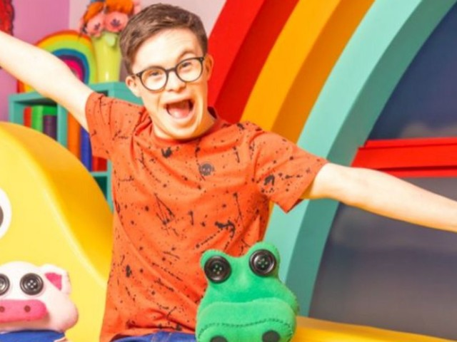 'What A Superstar!': New CBeebies Presenter George Webster Is Already A Hit