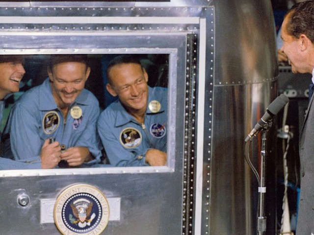 The Apollo moon landing 50 years ago is still arguably NASA's greatest feat. See how the US pulled it off.