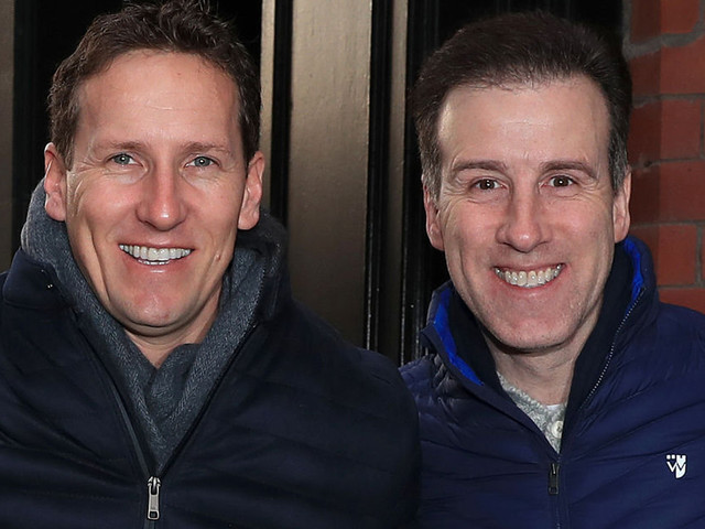 Anton Du Beke 'Heartbroken' By Brendan Cole's 'Strictly Come Dancing' Axing