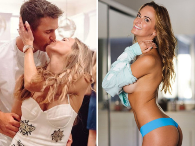 Who is Brooks Koepka's fiancee Jena Sims? Actress engaged to US Open golf star