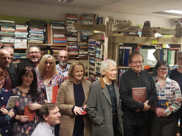Gathering of authors in Wexford to 'support local writers' hailed as huge success
