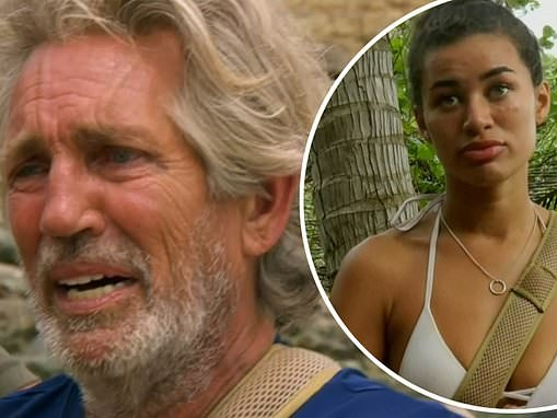 Celebrity Island: Eric Roberts pulled off the beach with medical emergency after Montana Brown quits