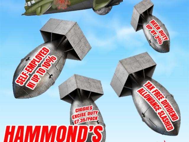 Hammond's Tax Bombshell