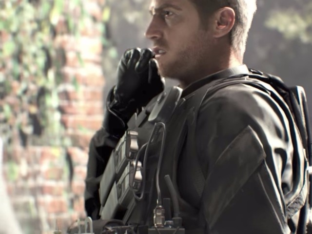 Resident Evil 7's free Chris Redfield DLC is out in December