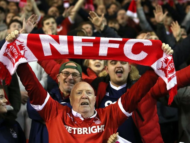 Why this archaic Nottingham Forest terrace chant is helping to raise modern issues that urgently need addressing