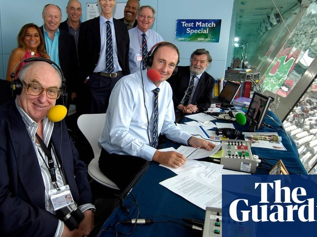 'Surreal' time in the TMS booth that came about by accident | Vic Marks