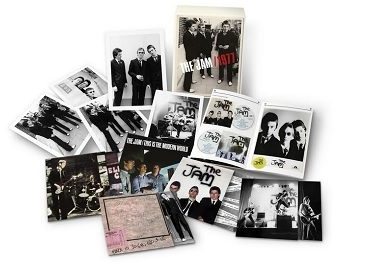 The Jam 40th anniversary box-set gets October release
