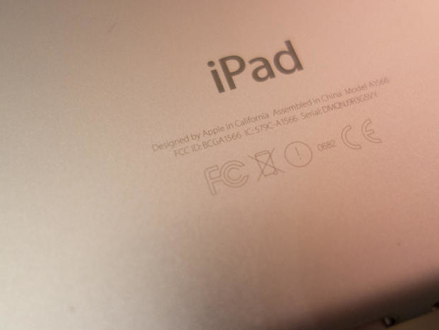 How to tell which iPad model you have