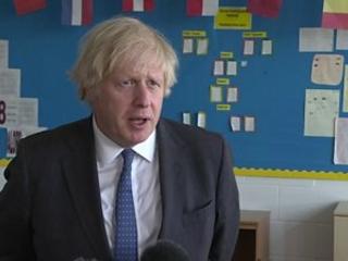 Covid-19: Boris Johnson on post-vaccination passports