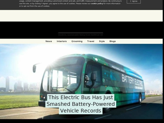 This Electric Bus Has Just Smashed Battery-Powered Vehicle Records