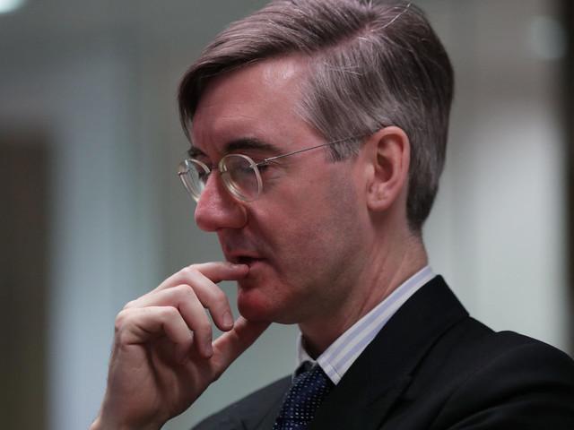 Jacob Rees-Mogg Says EU Northern Ireland Plan Is 'Absurd'