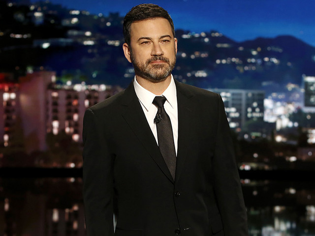 Jimmy Kimmel Joins Ranks of Late-Night Comedians Seeking Political Sway