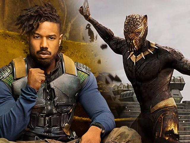 Michael B. Jordan Snuck Into Black Panther Screenings Opening Night