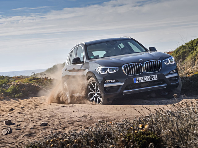 Review: 2017 BMW X3 review, test drive