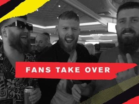 Conor McGregor v Donald Cerrone: 'Conor is a legend' - Fans take over Las Vegas