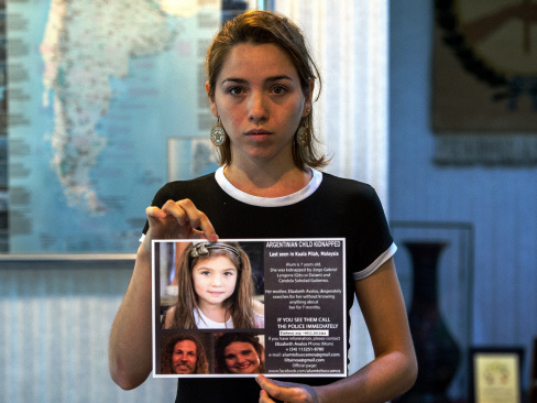 Missing girl's father masqueraded as Spaniard in M'sia, says Argentine