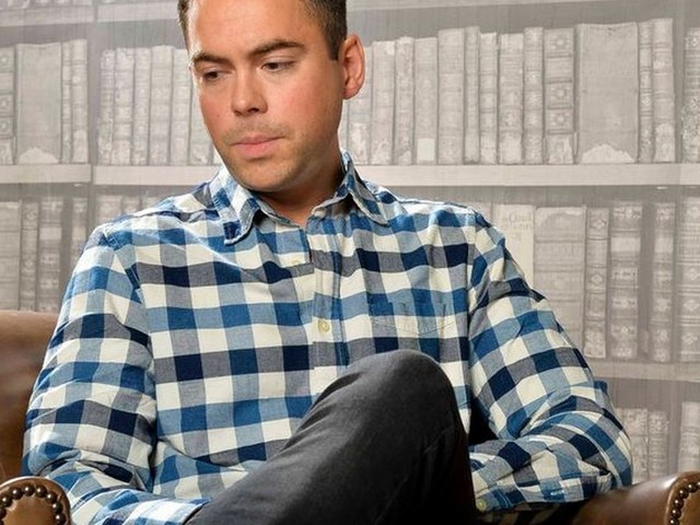 Shamed former Corrie star Bruno Langley says sorry for assaults and says he's tackling his booze addiction