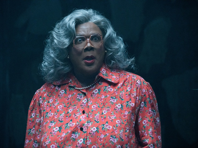 Friday Box Office: 'Boo 2! A Madea Halloween' Leads Pack of New Releases