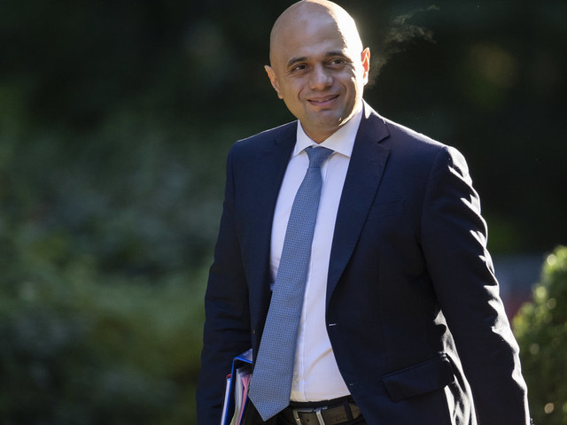 Sajid Javid Backed By Tory Town Halls' Chief To Be Next Prime Minister