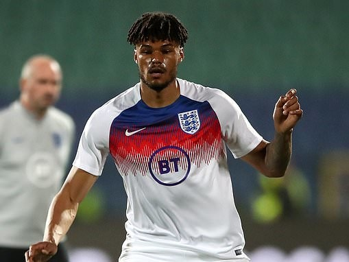 England defender Tyrone Mings reveals racist abuse started during warm-up in Bulgaria