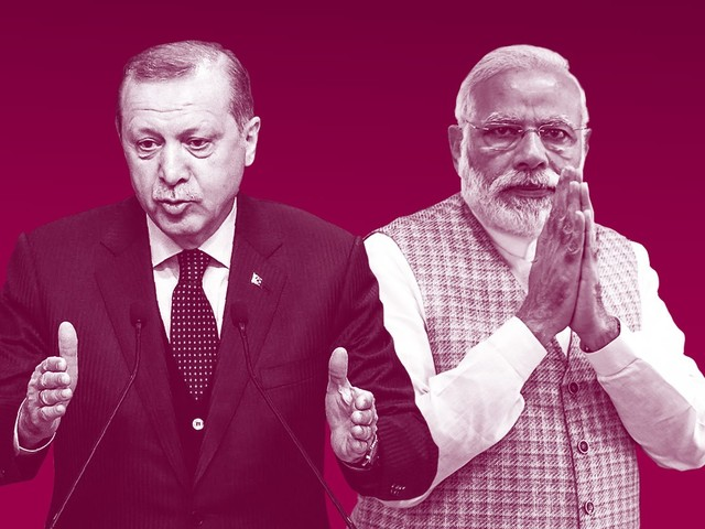What Do India and Turkey Have in Common?