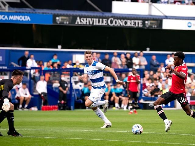 Manchester United player ratings vs QPR: Pellistri good but Wan-Bissaka poor