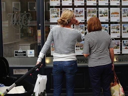 Mortgage costs leap for first-time buyers