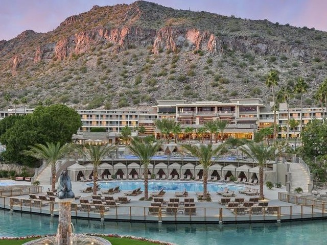 10 of the best Scottsdale hotels and resorts for beautiful desert landscapes, fantastic golf, and relaxing spas