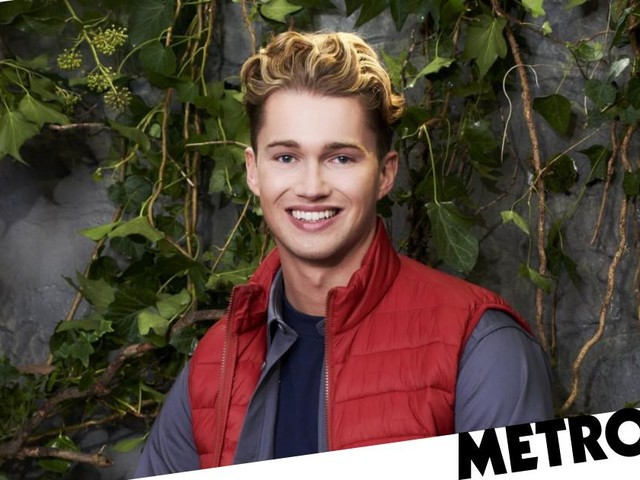 Why did AJ Pritchard leave Strictly as dancer appears on I'm A Celebrity 2020?