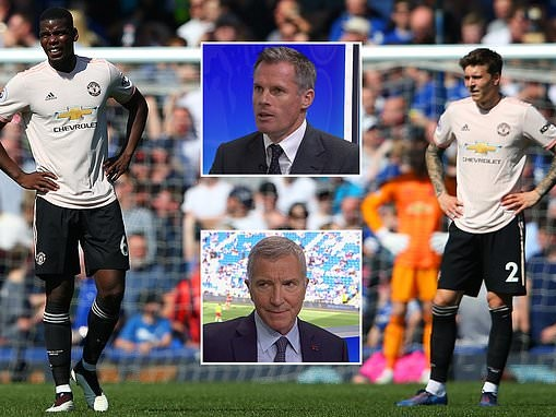 Graeme Souness slams 'plodding' Manchester United stars after Everton humiliation